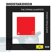 Play & Download Shostakovich: The String Quartets by Emerson String Quartet | Napster