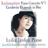Rachmaninov: Piano Concerto No. 3 - Gershwin: Rhapsody In Blue by Lydia Jardon