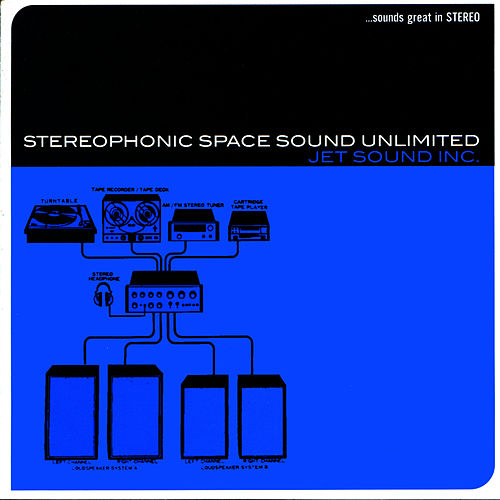 Jet Sound Inc. by Stereophonic Space Sound Unlimited