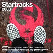Startracks 2003 by Various Artists