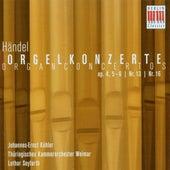 Play & Download Georg Friedrich Händel: Orgelkonzerte/Organ Concertos op. 4, 5-6/Nr. 13/Nr. 16 by Johannes-Ernst Köhler (Orgel) | Napster