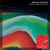 Play & Download Martinu: Symphonies Nos. 2, 3 by Nina Musinyan | Napster