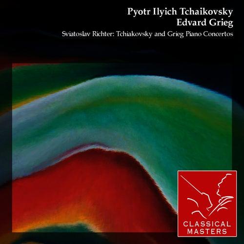 Sviatoslav Richter: Tchiakovsky and Grieg Piano Concertos by Sviatoslav Richter