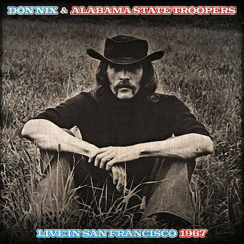 Don Nix & Alabama State Troopers Live In San Francisco 1967 by Don Nix