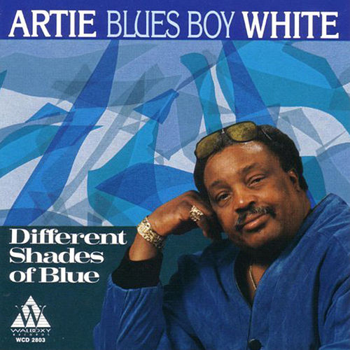 Play & Download Different Shades of Blue by Artie White | Napster