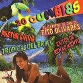 Play & Download 20 Cumbias con los Mejores Cumbieros by Various Artists | Napster