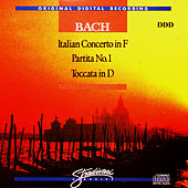 Italian Concerto In F, Partita No 1, Toccata In D by Dubravka Tomsic