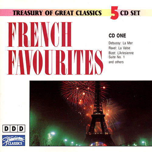French Favorites (Vol 1) by Various Artists