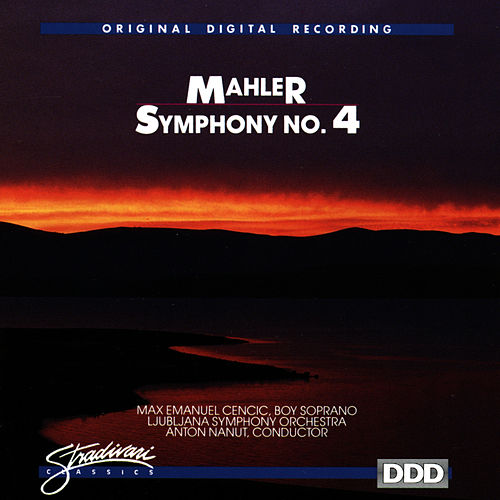 Symphony No 4 by Max Emanuel Cencic