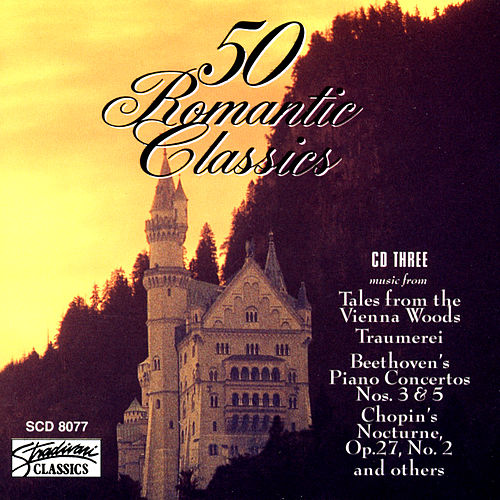 Play & Download 50 Romantic Classics (Vol 3) by Various Artists | Napster