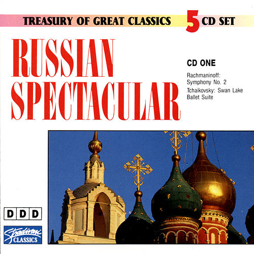 Play & Download Russian Spectacular (Vol 1) by Various Artists | Napster