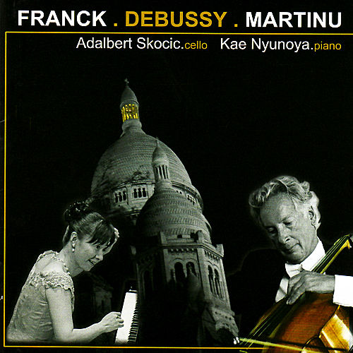 Play & Download Franck: Sontata for Cello and Piano, Debussy: Sonata for Cello and Piano & Martinů: Variations on a Slovakian Theme and Variatio by Bohemian Classic Mix 01 | Napster
