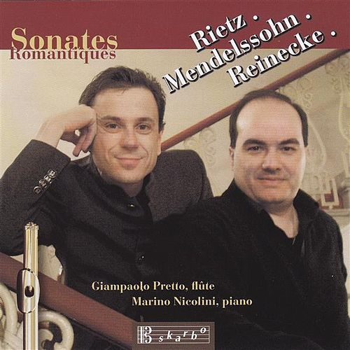 Play & Download Sonates Romantiques by flute Giampaolo Pretto | Napster