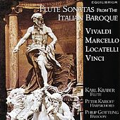 Flute Sonatas From The Italian Baroque von Karl Kraber