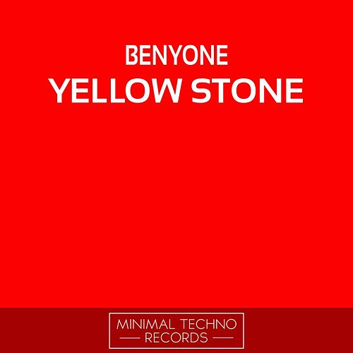 Yellow Stone by BenyOne