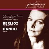 Play & Download Berlioz: Les nuits d'été, Op. 7 - Handel: Arias (Live) by Lorraine Hunt Lieberson | Napster