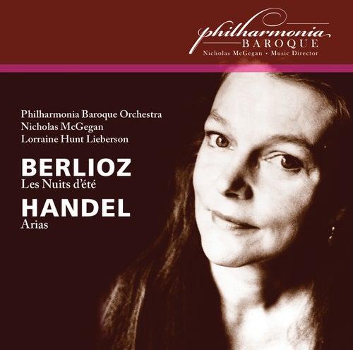 Berlioz: Les nuits d'été, Op. 7 - Handel: Arias (Live) by Lorraine Hunt Lieberson