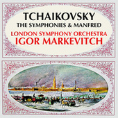Tchaikovsky: The Symphonies & Manfred by London Symphony Orchestra