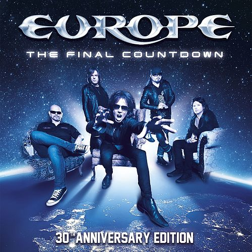 "Europe: ""The Final Countdown (Remixed)"""