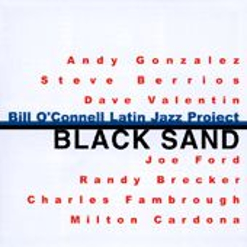 Black Sand von Bill O'Connell