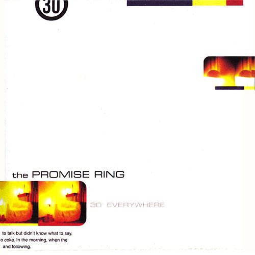 30 Degrees Everywhere by The Promise Ring