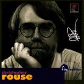 Rouse: Symphony No. 1 & Phantasmata by Baltimore Symphony Orchestra