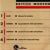 Play & Download Bliss, Rubbra, Arnold, Addison: British Modern vol. 1 by Louisville Orchestra | Napster