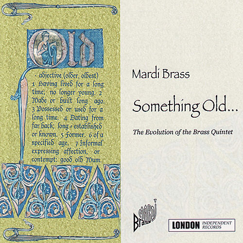 Play & Download Something Old... by Mardi Brass | Napster