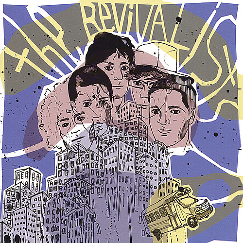 The Revivalists E.P. by The Revivalists