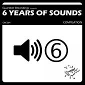 Guareber Recordings 6 Years Of Sounds Compilation - EP by Various Artists