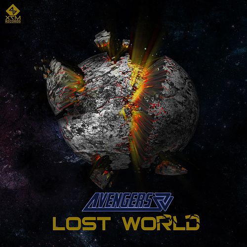 Lost World - Single by The Avengers