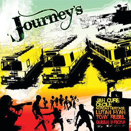Journey Riddims by Various Artists
