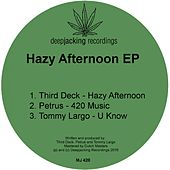 Hazy Afternoon - Single by Various Artists
