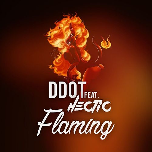 Flaming by D Dot