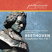 Play & Download Beethoven: Symphonies Nos. 4 & 7 (Live) by Philharmonia Baroque Orchestra | Napster