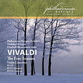Play & Download Vivaldi: Violin Concertos by Elizabeth Blumenstock | Napster