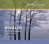 Vivaldi: Violin Concertos by Elizabeth Blumenstock