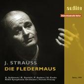 Johann Strauß: Die Fledermaus by Deutsches Symphonie-Orchester Berlin Ferenc Fricsay
