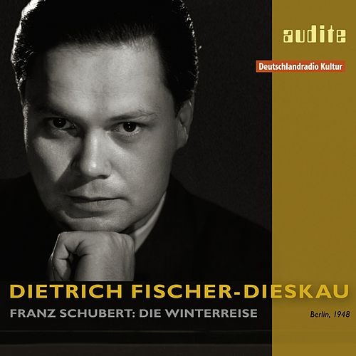 Franz Schubert: Die Winterreise (1948) by Klaus Billing Dietrich Fischer-Dieskau
