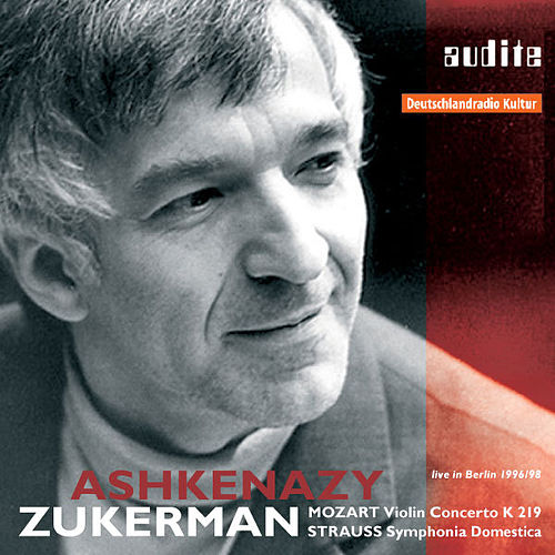 Play & Download Wolfgang Amadeus Mozart: Violin Concerto K 219 & Richard Strauss: Symphonia Domestica by Various Artists | Napster