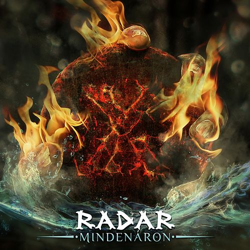 Play & Download Mindenáron by Radar | Napster