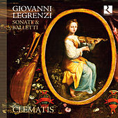 Legrenzi: Sonate & Balletti by Clematis