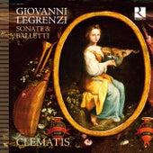 Legrenzi: Sonate & Balletti by Clematis