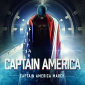 Play & Download Captain America March (From the