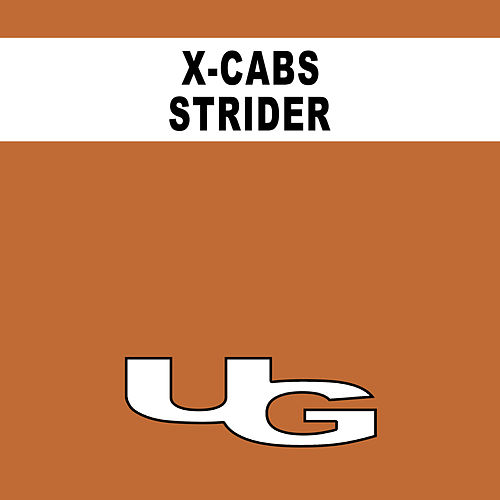 Play & Download Strider by X Cabs | Napster