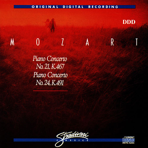 Play & Download Piano Concerto 21, K 467, Piano Concerto No 24, K 491 by Dubravka Tomsic | Napster