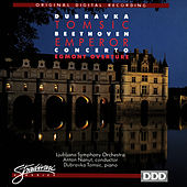 Play & Download Beethoven: Emperor Concerto/Egmont Overture by Dubravka Tomsic | Napster