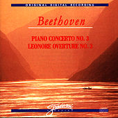 Piano Concerto 3, Loenore Overture No 3 by Dubravka Tomsic