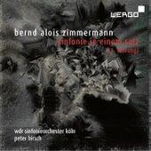 Zimmermann: Sinfonie in einem Satz (1. Fassung) by WDR Sinfonieorchester Köln