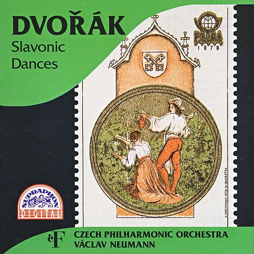 Play & Download Dvořák : Slavonic Dances by Czech Philharmonic Orchestra | Napster